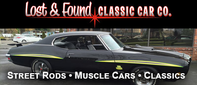 Lost and Found Classic Cars